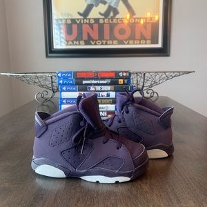 Jordan 6 Retro Shoes Toddler's